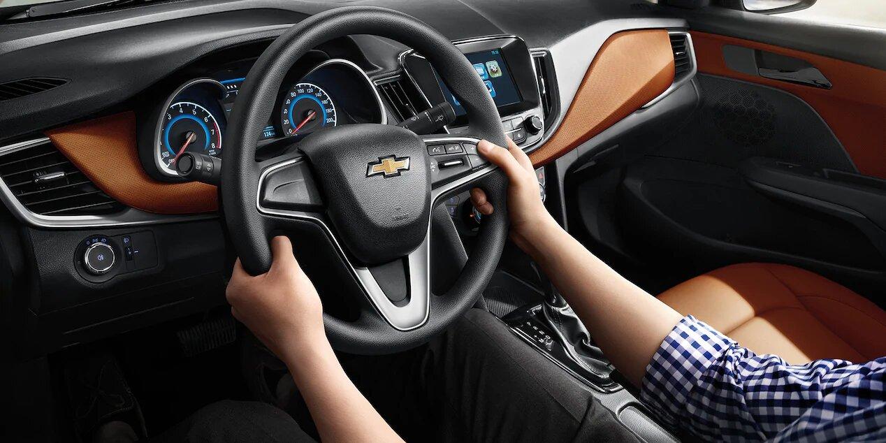 El Chevrolet Cavalier Premier AT 2020 resena opiniones  tiene acabados de buena calidad
