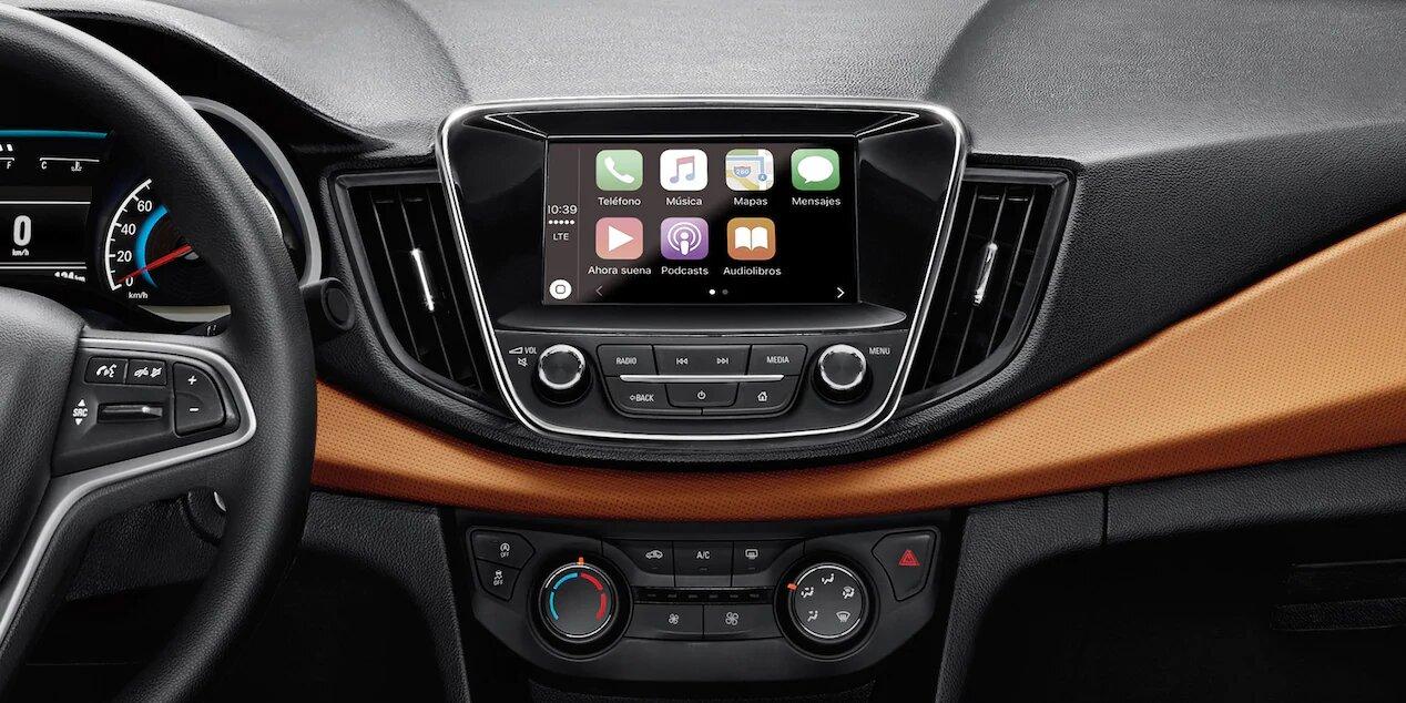 El Chevrolet Cavalier Premier AT 2020 resena opiniones  tiene un gran espacio interior