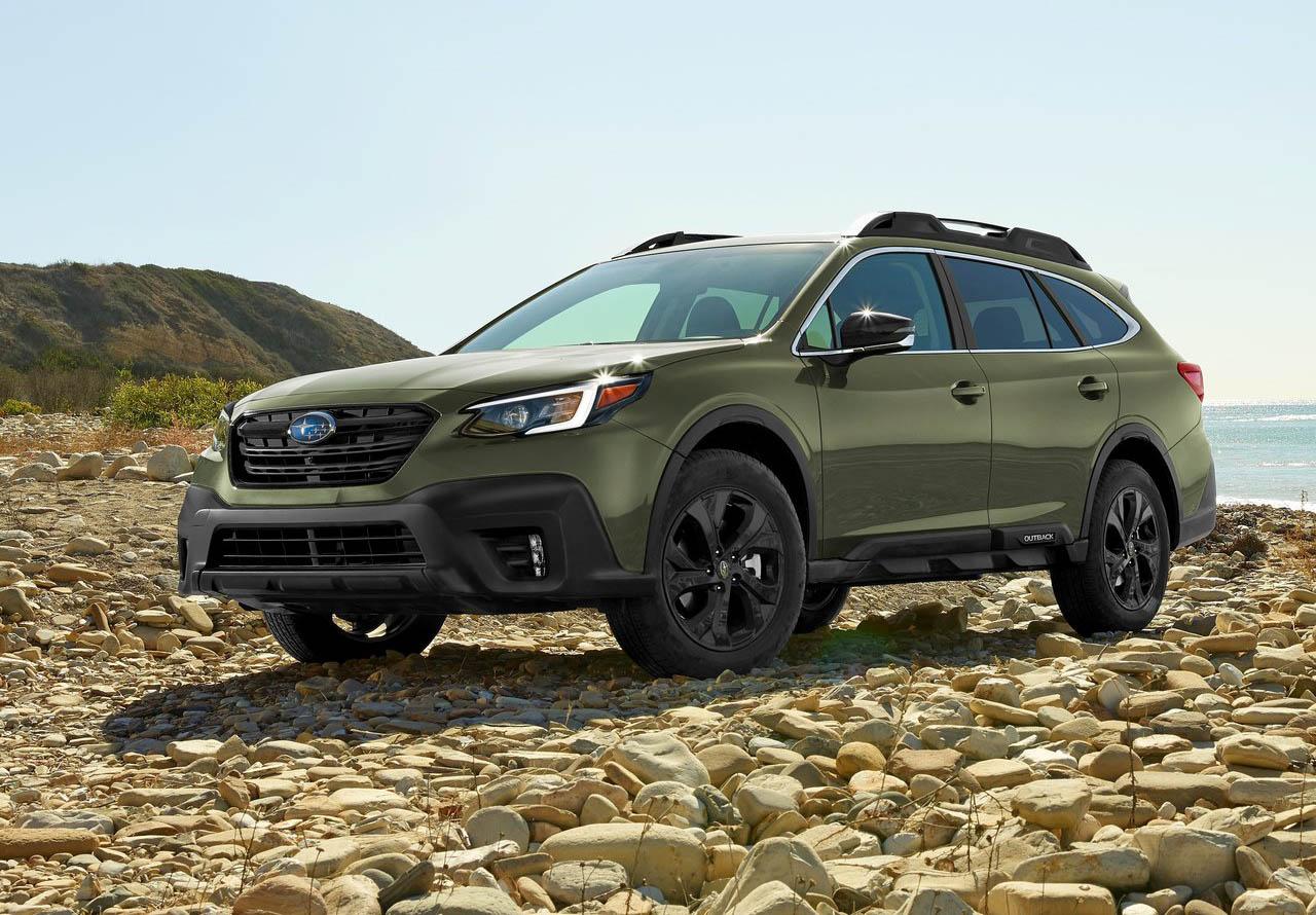 Subaru Outback se convertirá en modelo eléctrico