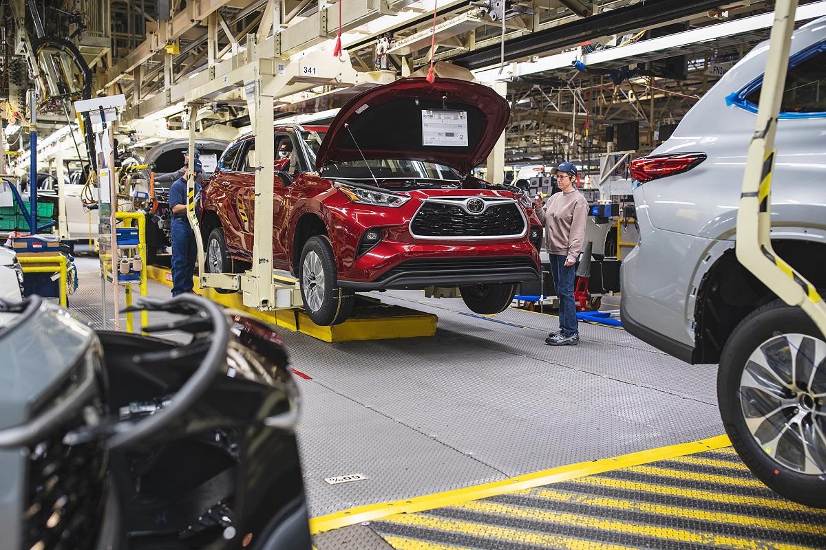 Toyota planta Indiana