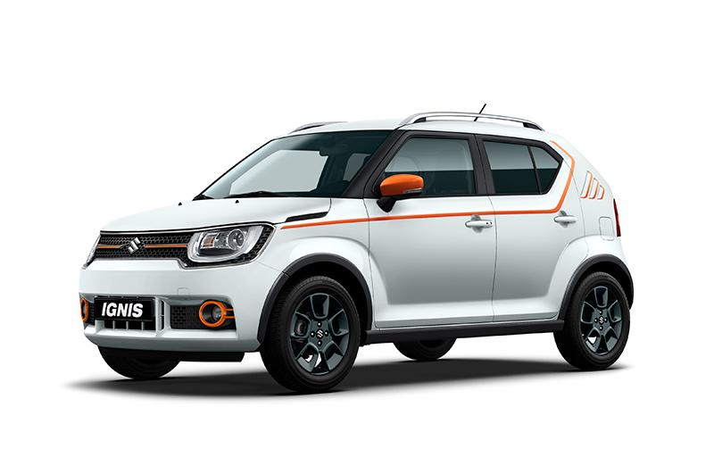 La Suzuki Ignis es una nano SUV