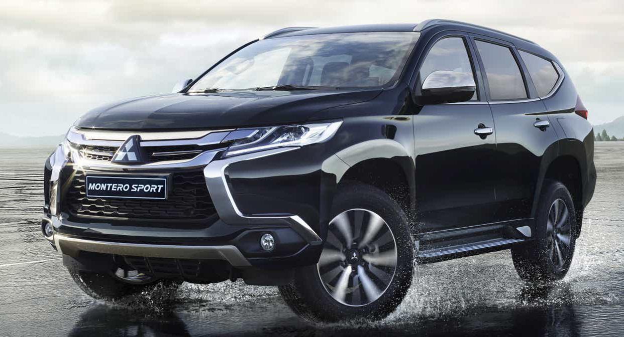Mitsubishi Montero Sport 2020 precio en México