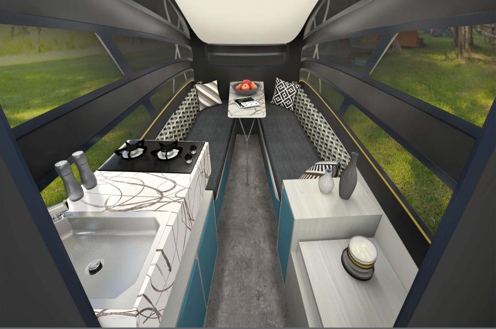 Easy Caravaning TakeOff o cómo acampar con mucho estilo