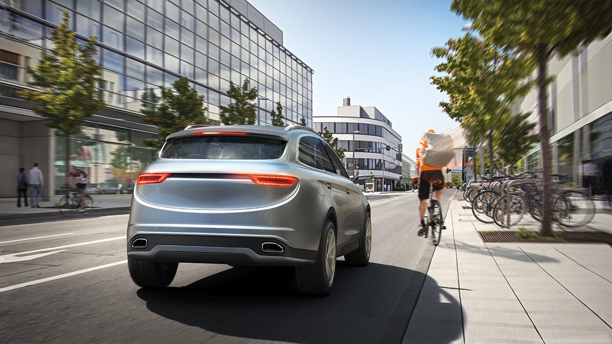 Bosch Lidar CES 2020