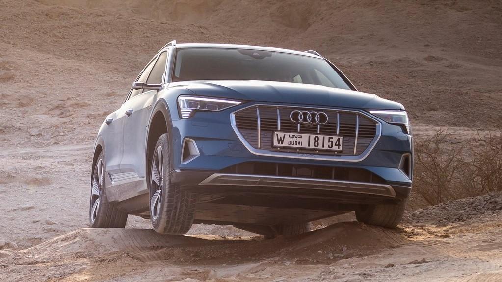 La Audi e-Tron sufrió un problema grave en su cadena de suministro