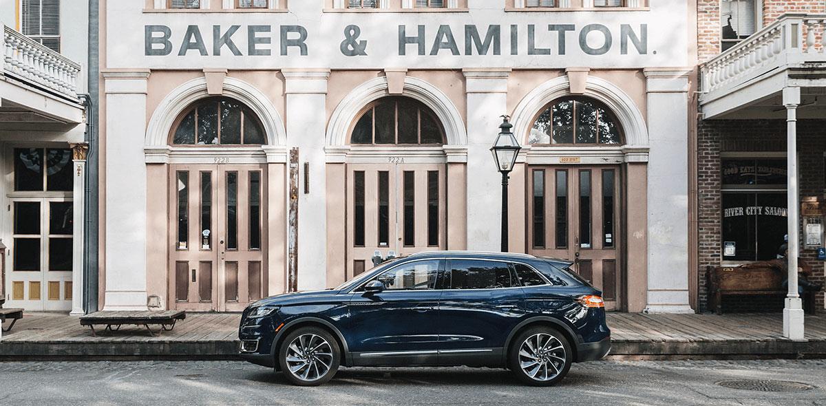 Lincoln Nautilus Reserve 2020 Reseña Posee un diseño elegante, sofisticado y vanguardista