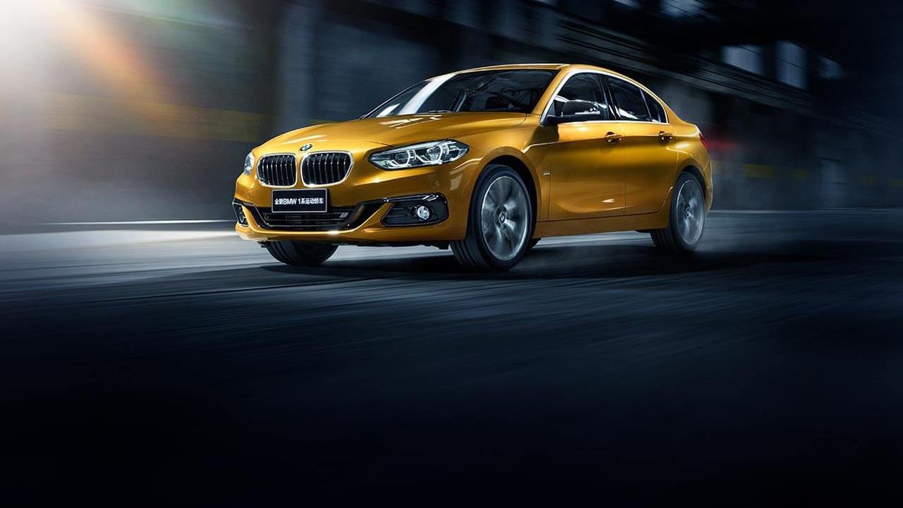BMW Serie 1 Sedán 2020