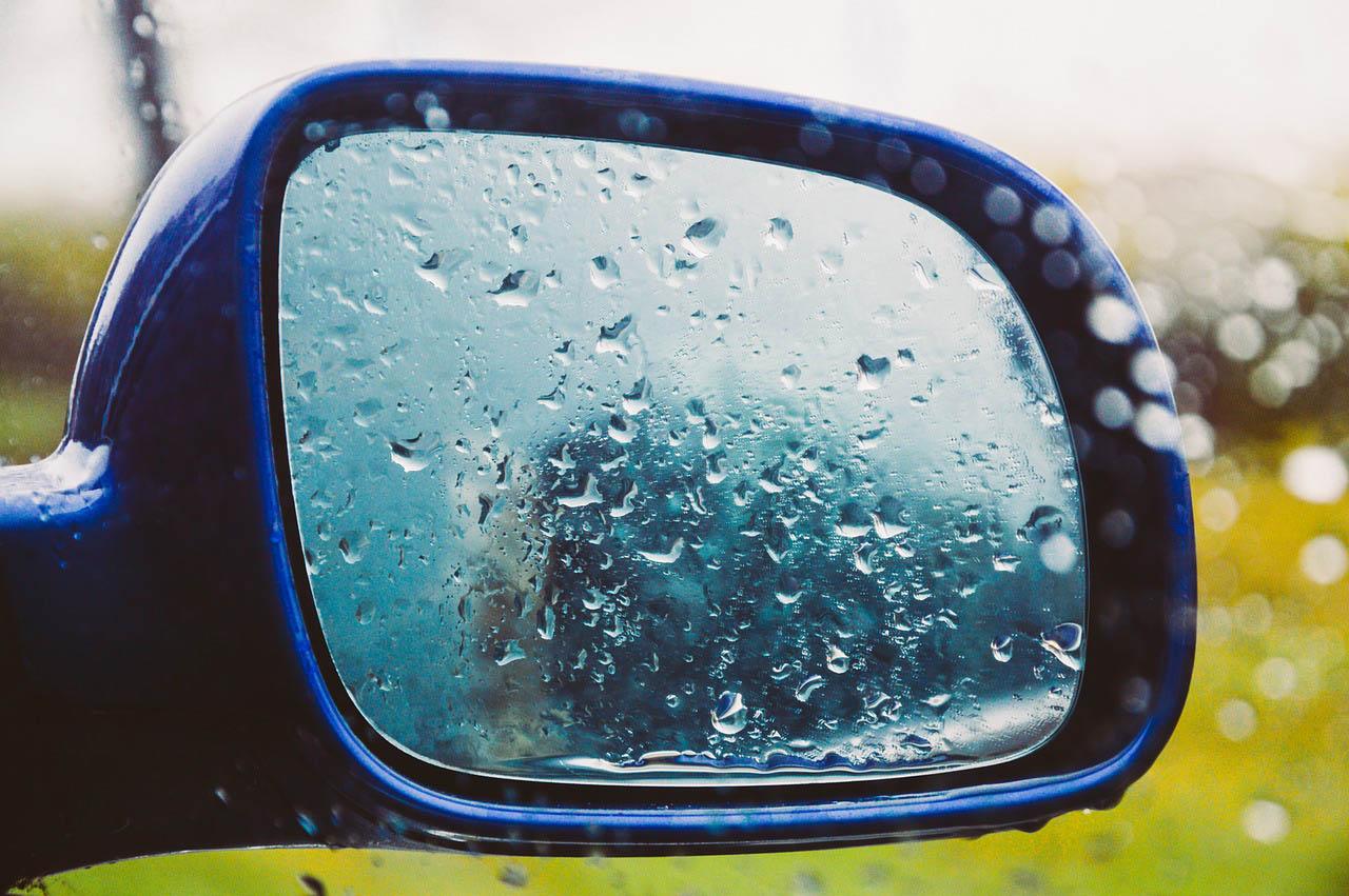 Los espejos calefactables dan una mejor visibilidad