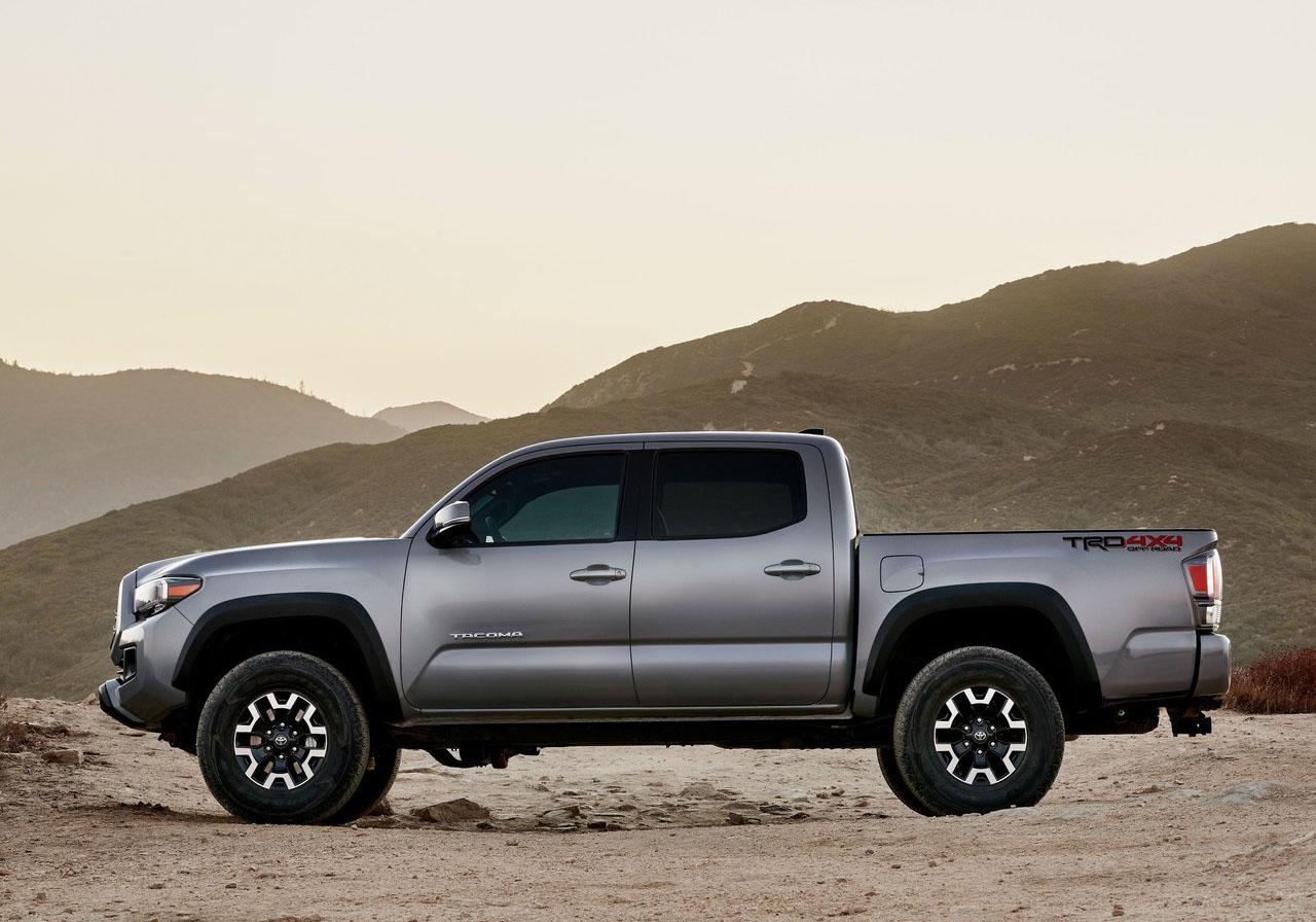 La Toyota Tacoma se producirá en México
