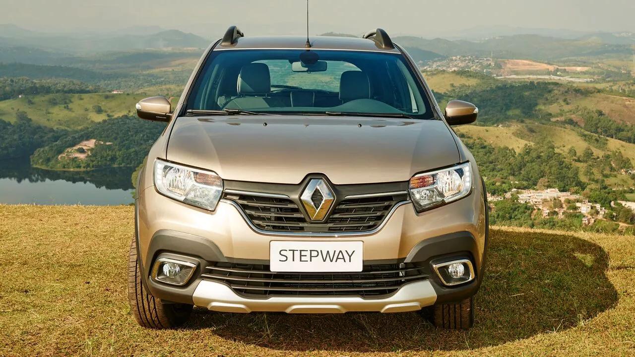 La Renault Stepway Intens CVT 2020 resena opiniones tieneuna nueva transmisión CVT
