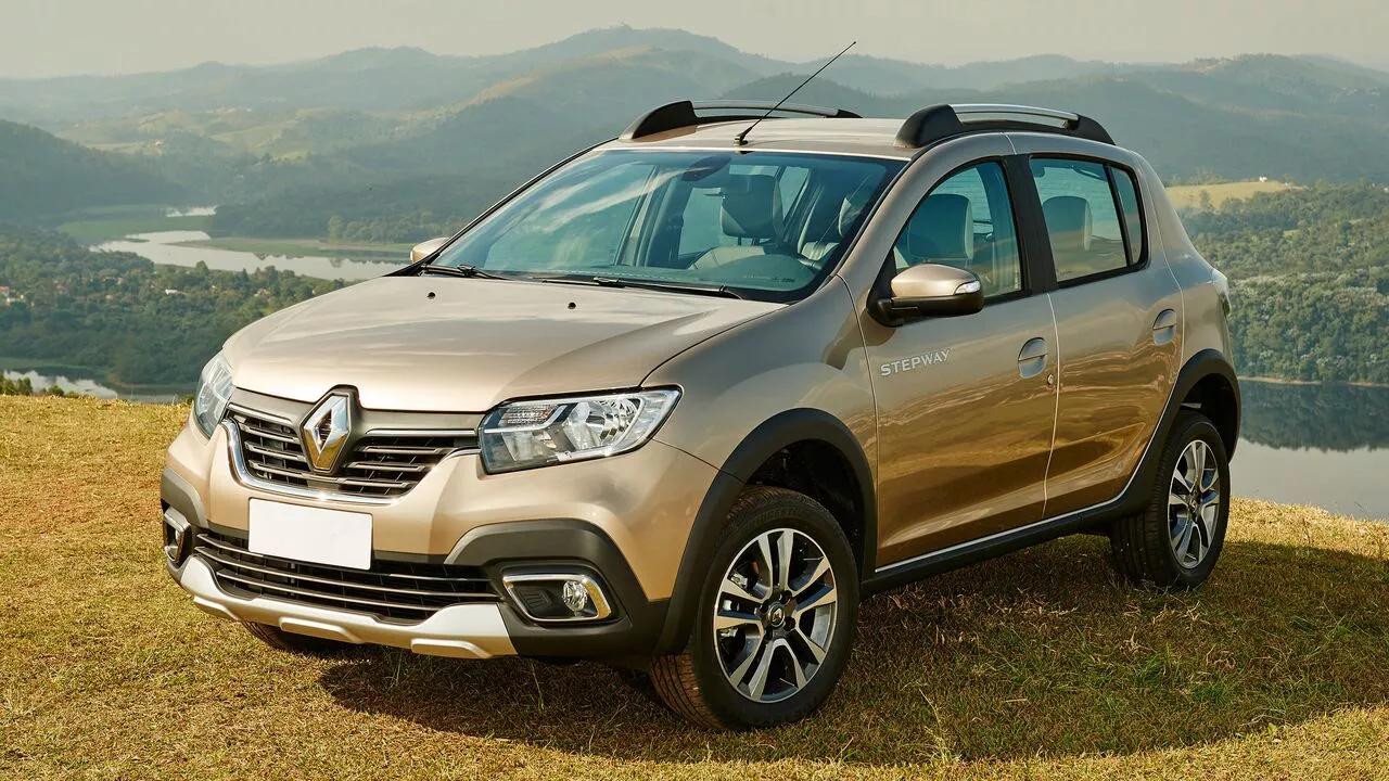 La Renault Stepway Intens CVT 2020 resena opiniones tieneuna estructura más resistente