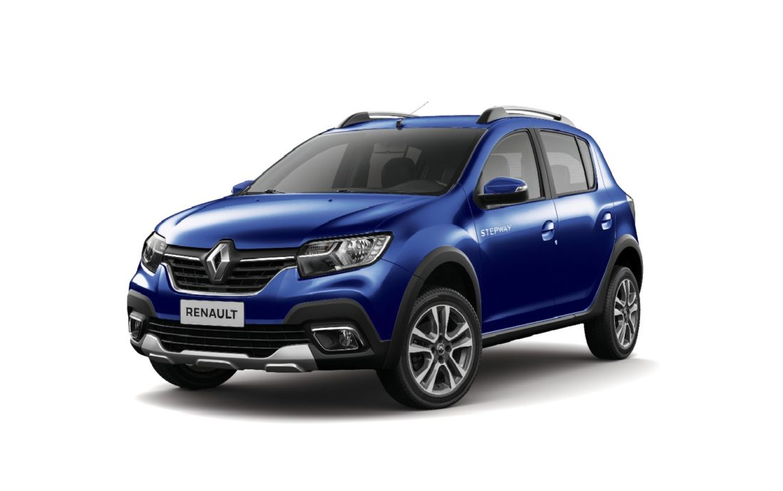 La Renault Stepway Intens CVT 2020 resena opiniones tiene calaveras con nuevo diseño