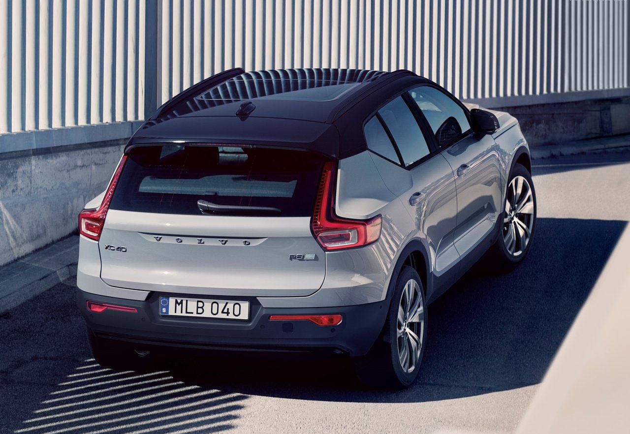 LaVolvo XC40 Recharge es la primera de la marca en su categoría