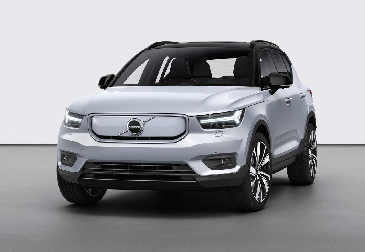 La Volvo XC40 Recharge ya está disponible para pedidos