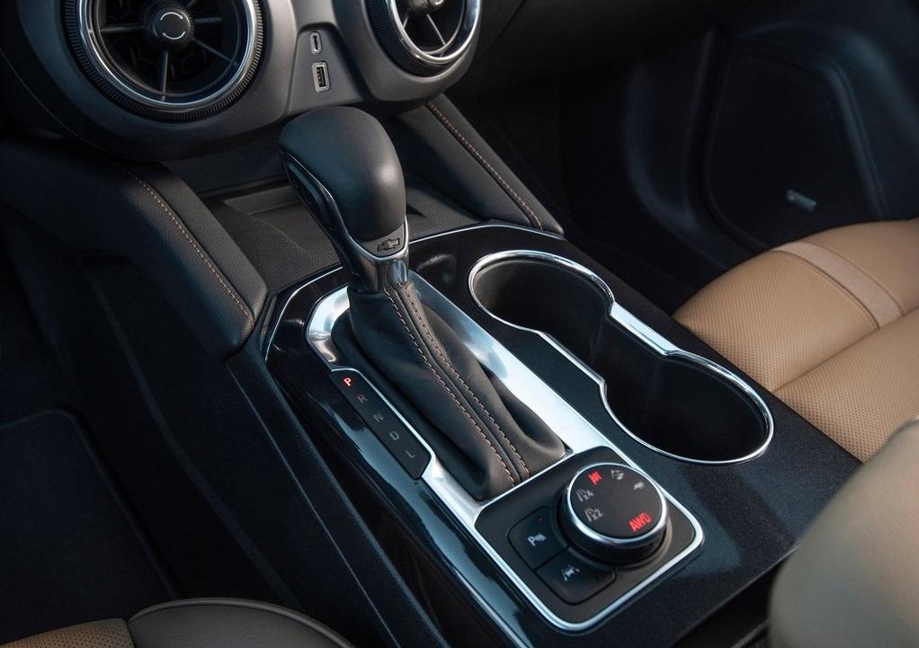 Chevrolet Blazer Piel 2020 resena opiniones