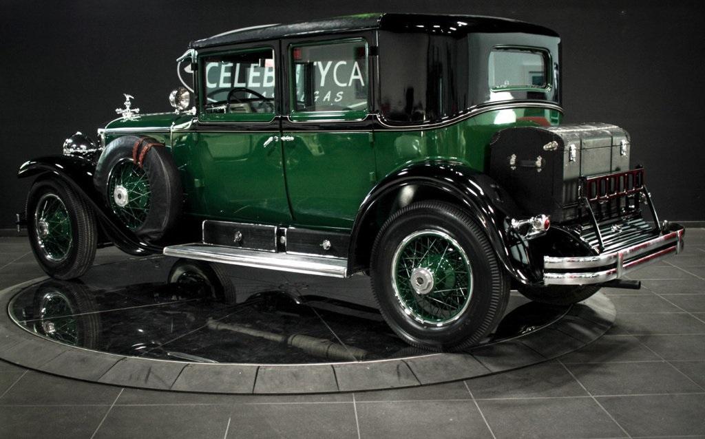 Cadillac Town Sedan1928