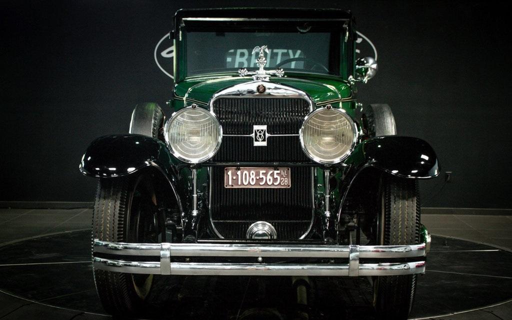 Cadillac Town Sedan 1928