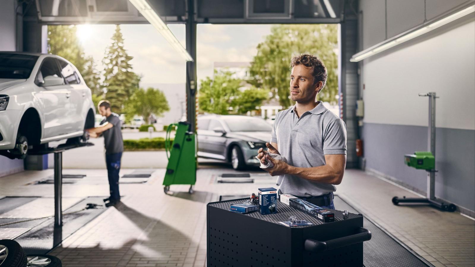 Bosch no espera que se revierta la tendencia negativa en el corto plazo