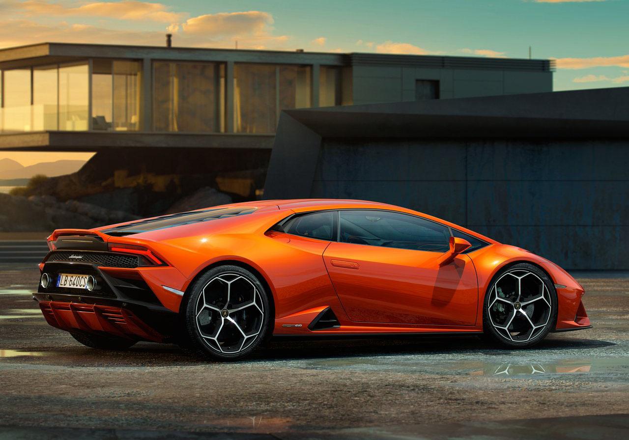 Habrá un Lamborghini Lego en 2020