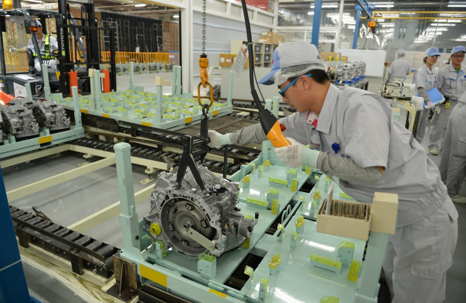 Toyota todavía tienen cerradas sus fábricasen China