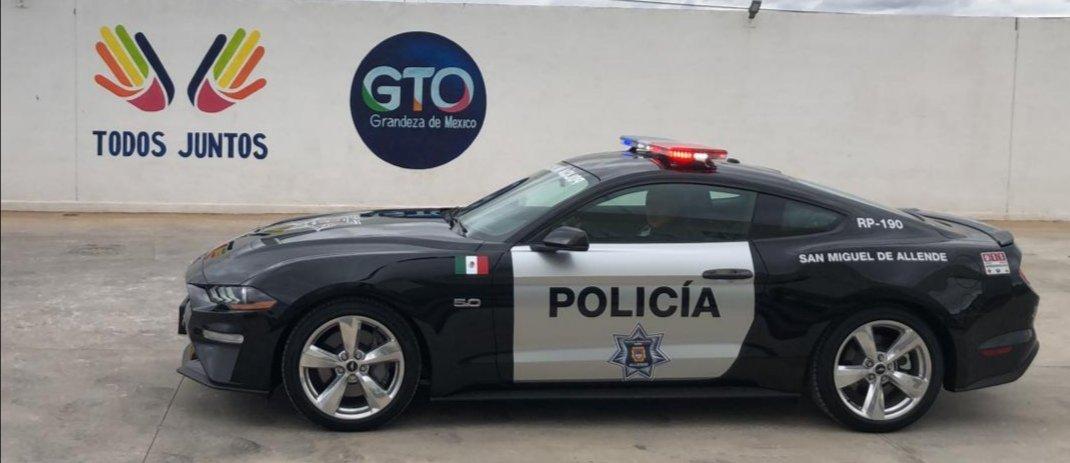 Los policías que las manejarán fueron entrenados en conducción a altas velocidades