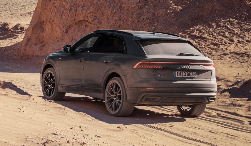 Audi Q8 S Line 2020 resena opiniones