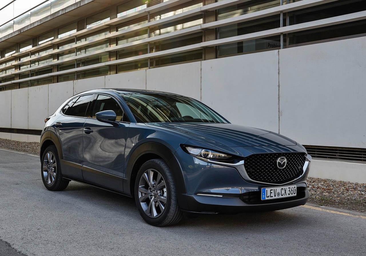 La Mazda CX-30 i Grand Touring 2020 resena opiniones se produce en México