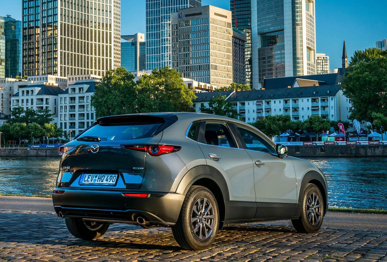 La Mazda CX-30 i Grand Touring 2020 resena opiniones se vende en dos versiones en México