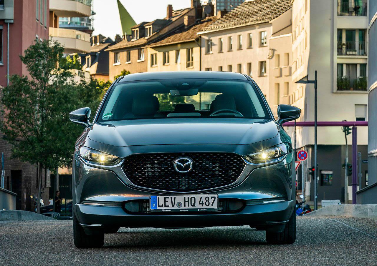 La Mazda CX-30 i Grand Touring 2020 resena opiniones tiene un diseño muy atractivo