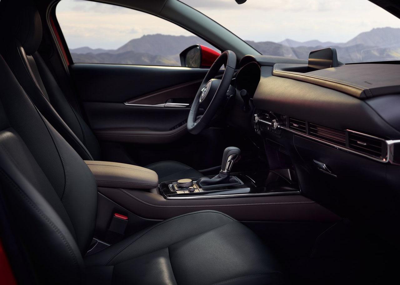 La Mazda CX-30 i Grand Touring 2020 resena opiniones goza se buen espacio interior