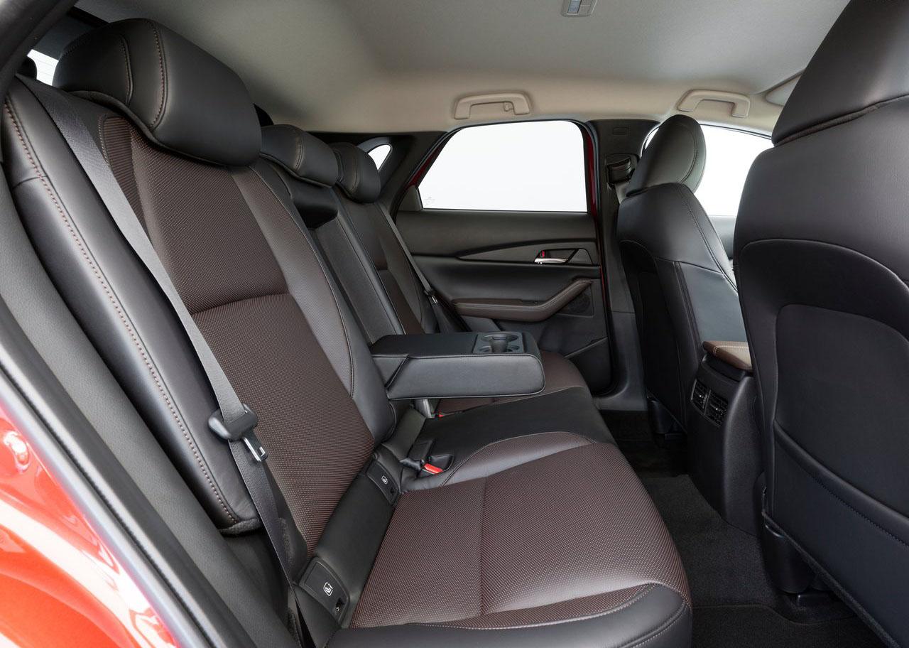 La Mazda CX-30 i Grand Touring 2020 resena opiniones tiene acabados de calidad