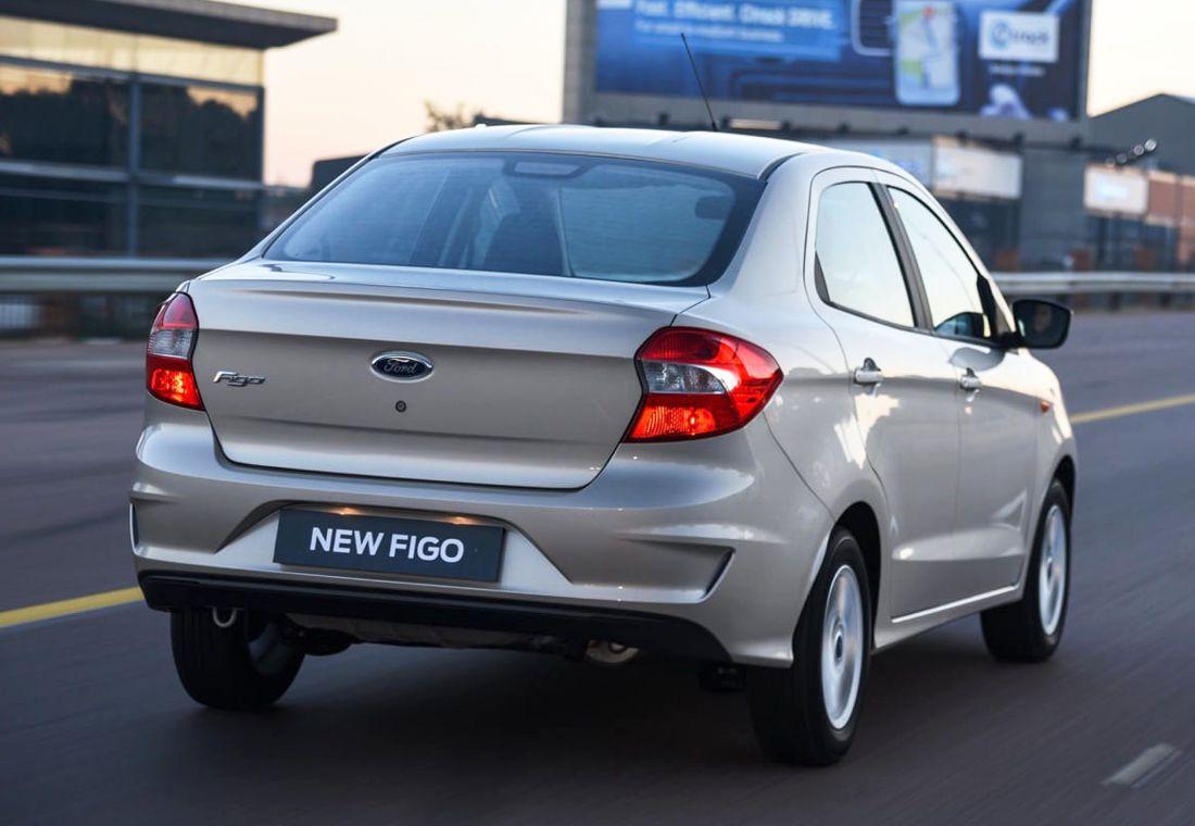 Ford Figo Titanium 2020 resena opiniones