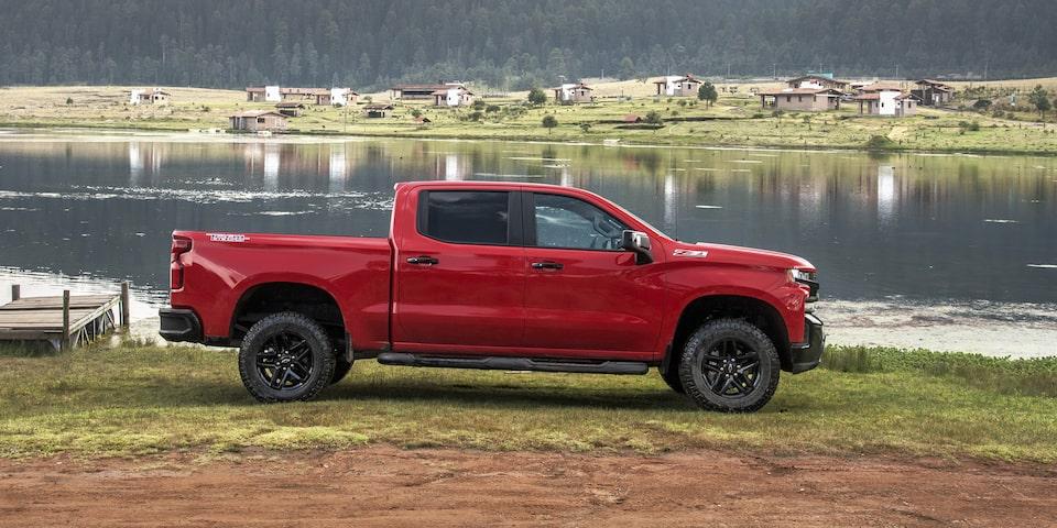Chevrolet Cheyenne High Country 2020 resena Es una pick-up referente dentro del segmento