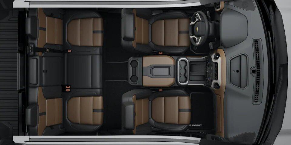 Chevrolet Cheyenne High Country 2020 resena tiene margen de mejora en el apartado de la seguridad