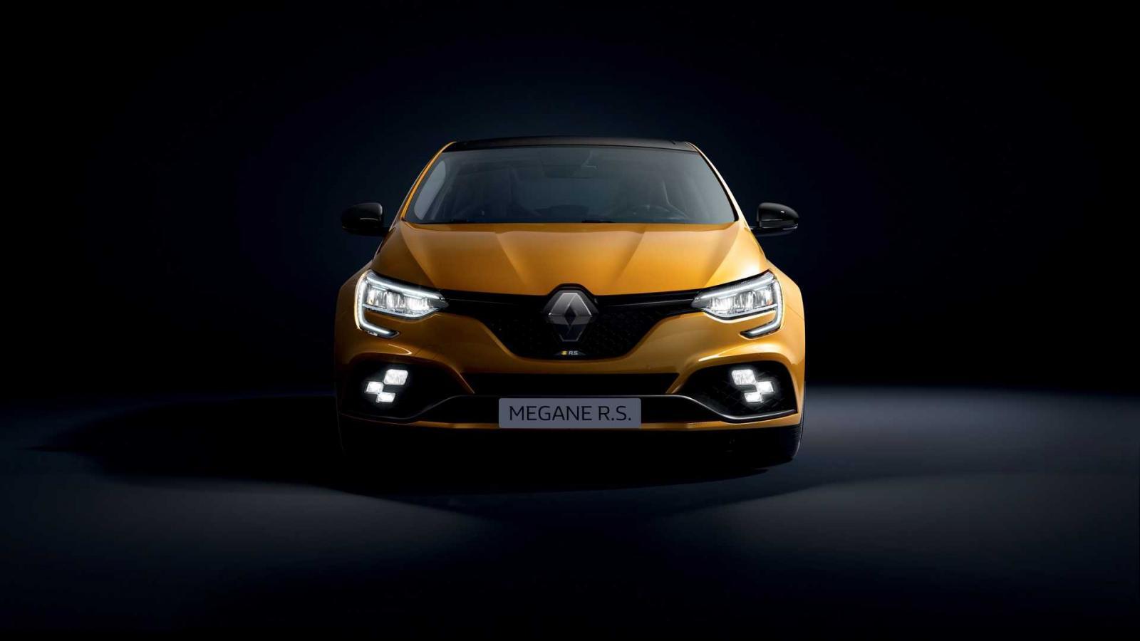 Renault Mégane R.S. 2020