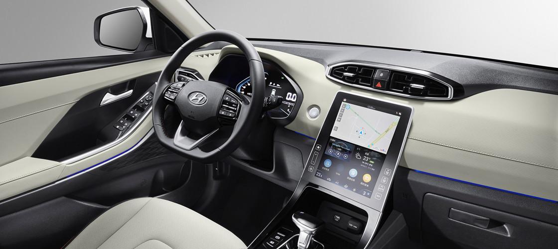 La Hyundai Creta 2021 se parecería a la versión que venden en China