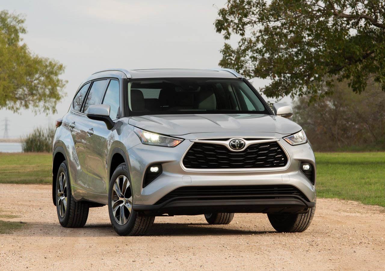 La Toyota Highlander 2020 llegó al mercado mexicano