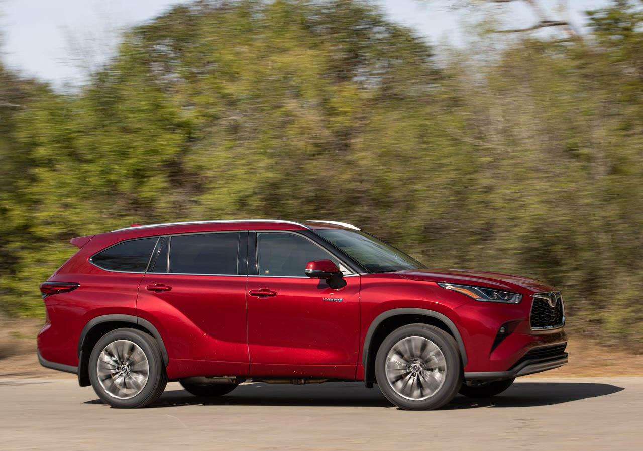La Toyota Highlander 2020 ya se vende en México