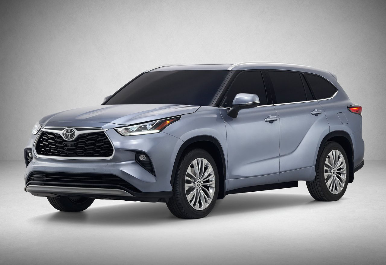 La Toyota Highlander 2020 tiene un manejo muy estable
