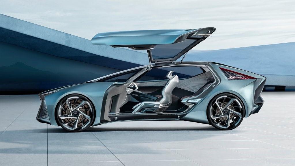 También llevará el Lexus LF-30 Concept