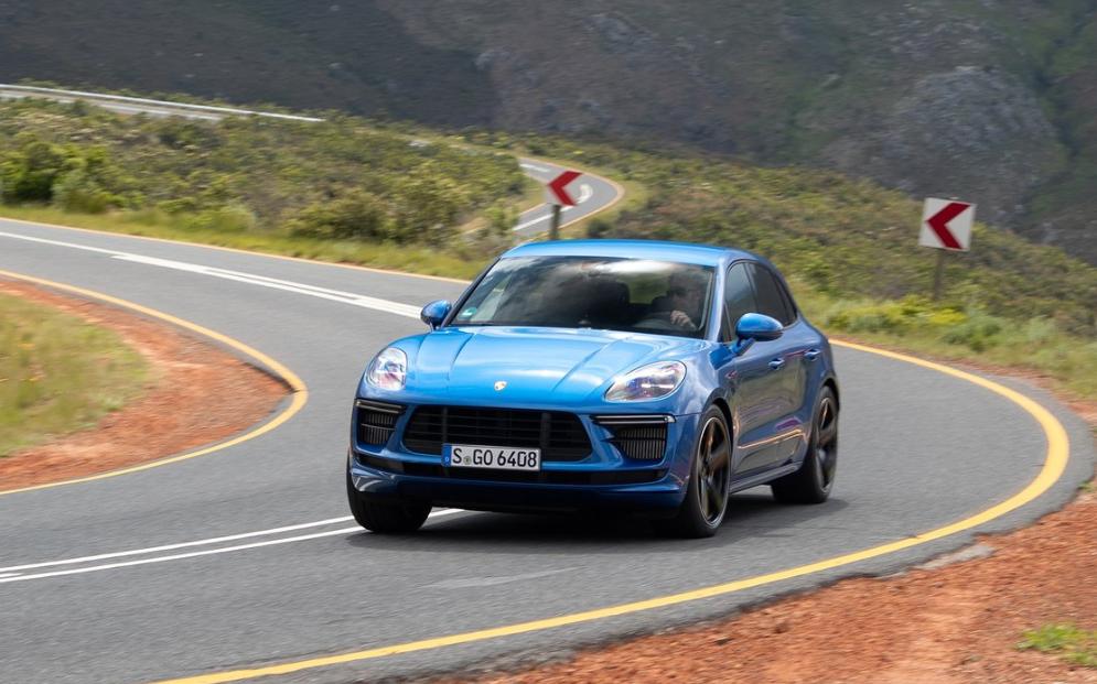 Porsche Macan Turbo 2020 resena opiniones