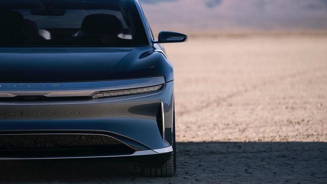 El auto de Lucid Motors promete ser más eficiente
