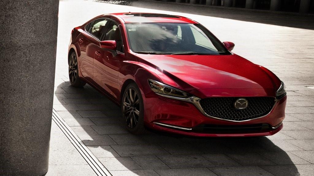Mazda patentó una serie de tecnología para sus futuros modelos