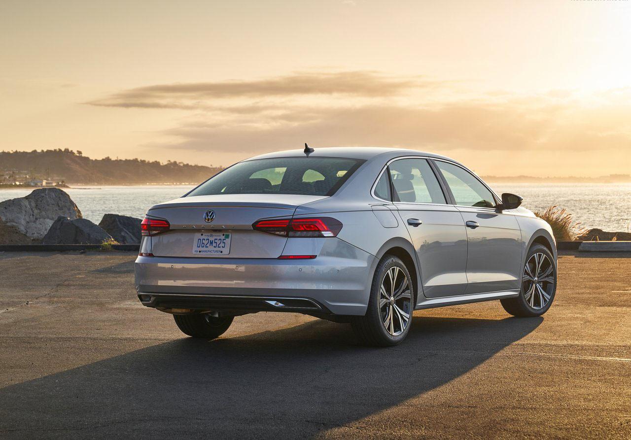 El Volkswagen Passat no está en su mejor momento