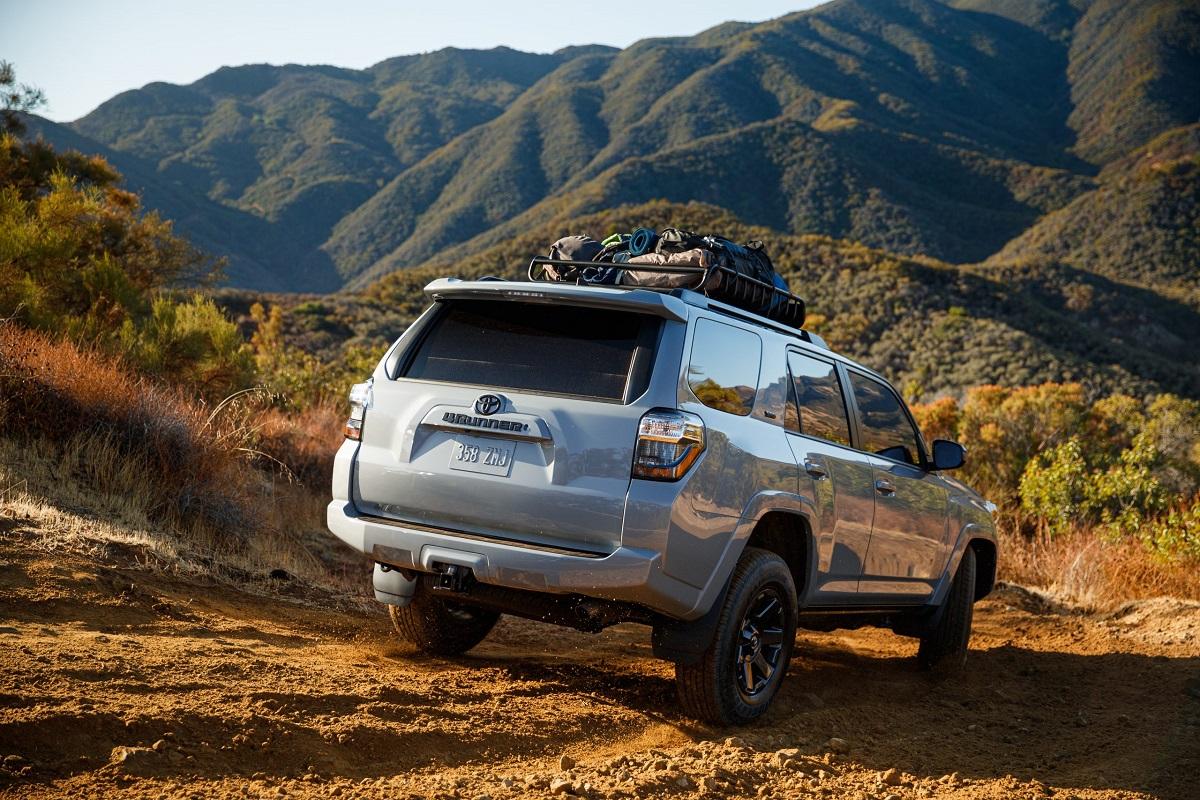 Toyota 4Runner Trail 2021