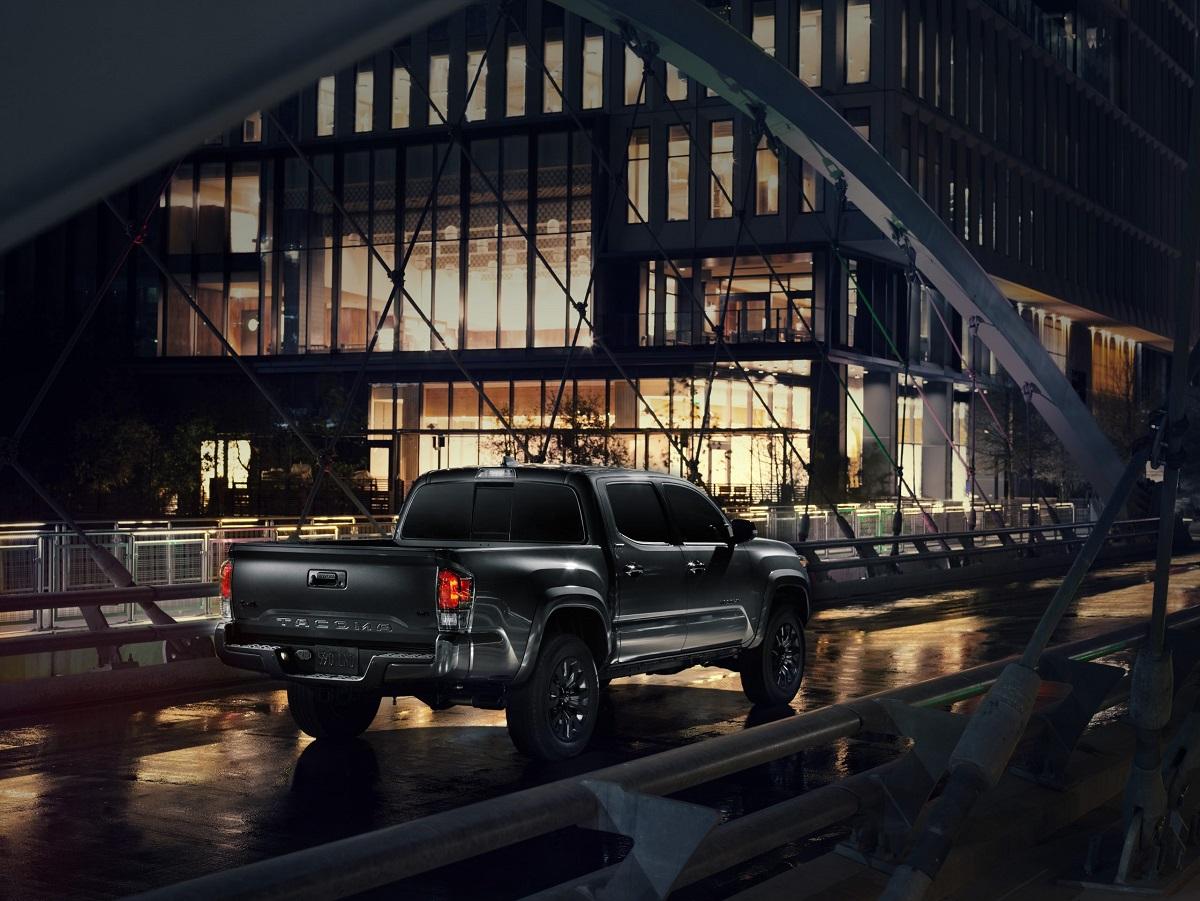 Toyota Tacoma Nightshade 2021