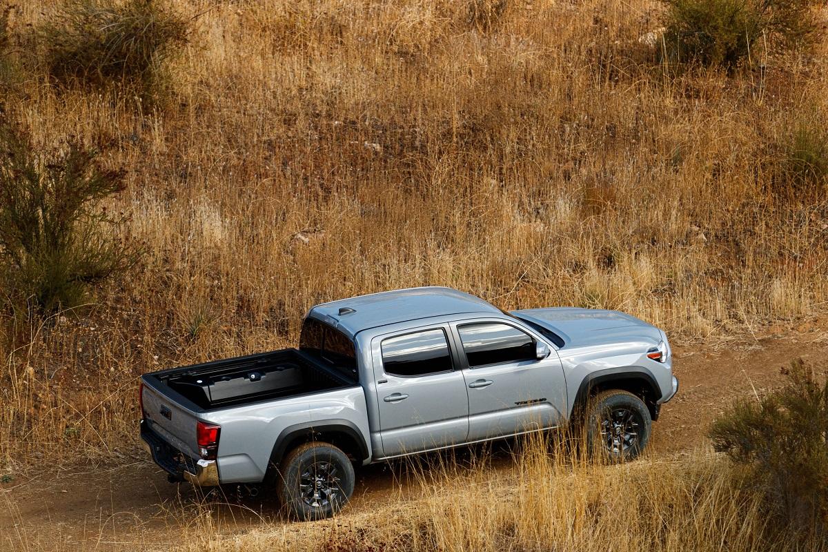 Toyota Tacoma Trail 2021