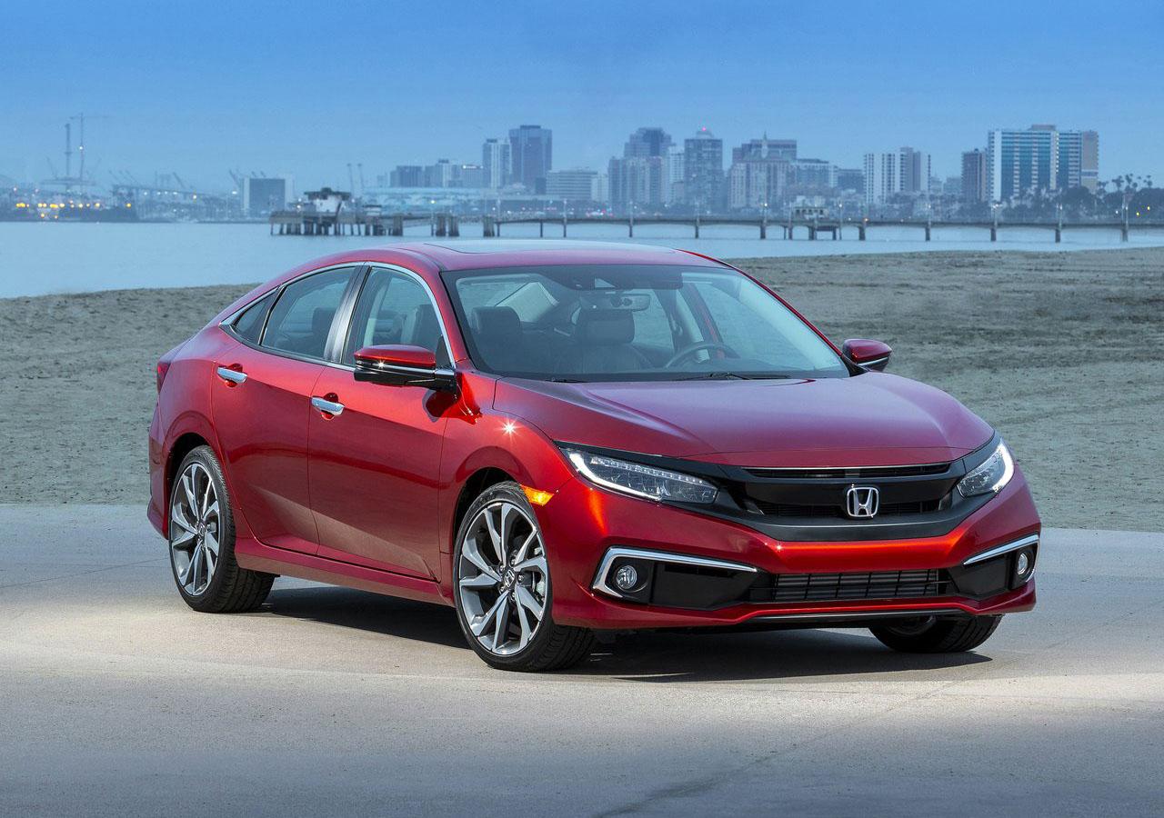 El Honda Civic tiene su trayectoria en el mercado