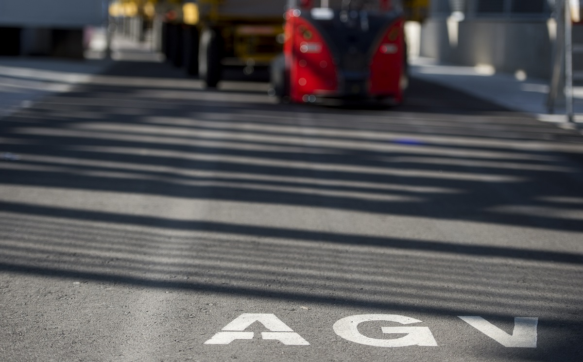 SEAT AGV vehículos autónomos