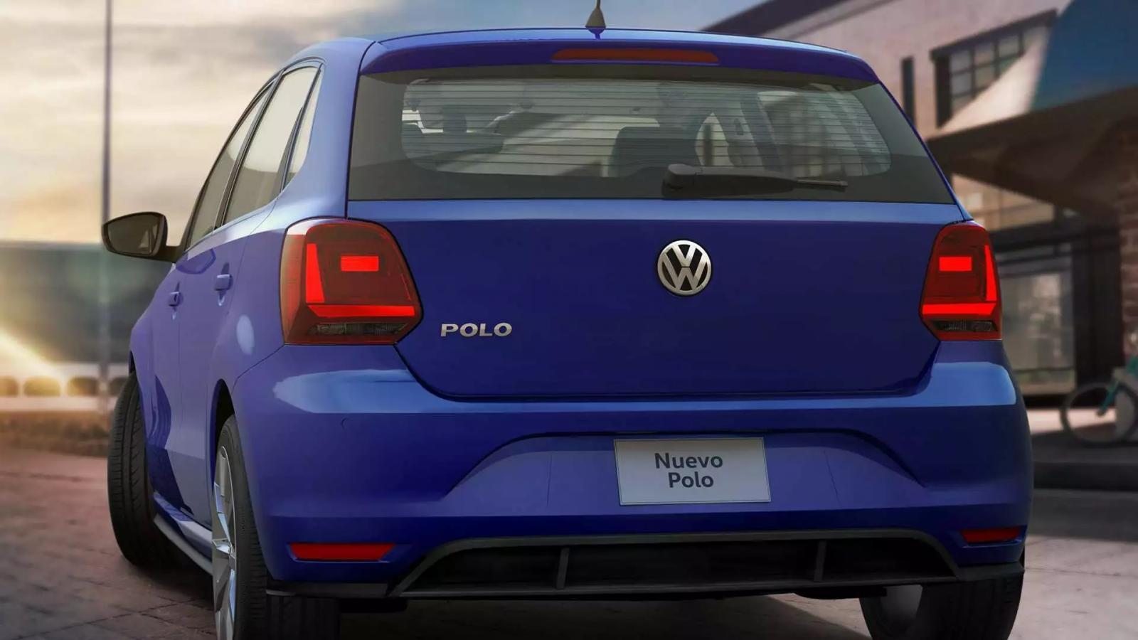 Volkswagen Polo 2020 Resena Con Un Diseno Juvenil